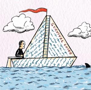 Navigating grad study seas